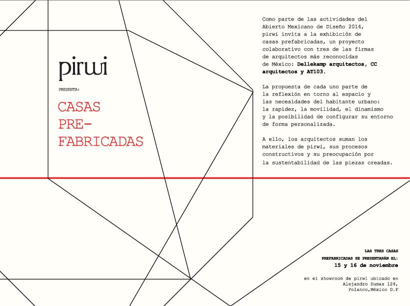 ¡Pirwi te invita a la exhibición de casas prefabricadas! @Julioamezcua @pardofrancisco @mcervantes77 @dellekamparq http://t.co/BOA3IAEkWE