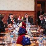 """""""Paraguay es una potencia agrícola y pecuaria"""" @MashiRafael http://t.co/wF6JNyhriA vía @PresidenciaPy #VisitaOficial http://t.co/Jg7A8qlBX3"""
