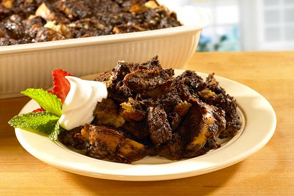 @WAMmommys A4: Our Luscious Chocolate Bread Pudding is pretty splurge worthy! ;) Recipe here: http://t.co/T2o14LZLIL http://t.co/pGqpUec5Kt