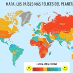 MAPA: Los países más felices del planeta http://t.co/9NMdNCMGom http://t.co/ssC8LGCDti