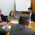 Ministra Helia Molina continúa reunida con las autoridades de la Universidad de Concepción (@ministeriosalud) http://t.co/6kqoShtSxw