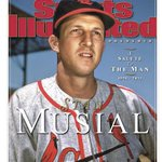 """Happy birthday to the greatest St Louis Cardinal that ever lived, Stan """"The Man"""" Musial. He would have been 94 today. http://t.co/vJjSuOBoMf"""
