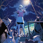 You can now pre-order WAYWARD Vol 1: String Theory http://t.co/feinCSefvi Please support creator-owned! http://t.co/InKuY44SY9