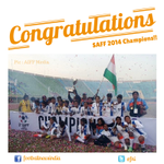 #India thrash #Nepal 6-0 to become 3rd time #SAFF Champions Report - http://t.co/CyJzxNiC12 #Indianfootball #KERvATK http://t.co/Jb0A55JGzJ
