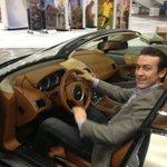 Found my next ride: Aston Martin DB9. Only $254k plus Im gonna trade in my Camry...so no worries #SFAutoShow #KTVU http://t.co/ghpAO3Q6pT