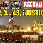 Otra vez el Record saca la mejor portada sobre hechos recientes. Síntoma grave de los medios impresos en México. http://t.co/FTmbHdYmeq