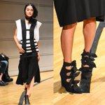 """靴可愛い""""@fashionpressnet: リミ フゥ(LIMI feu)2015年春夏コレクション - 矛盾が生み出す挑戦的な美しさ http://t.co/LR8Pizcz6N http://t.co/L1DbbSAAa1"""""""