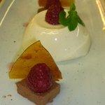 Tonights Very Special Dessert: Turkish Delight Pannacotta, Chocolate & Passionfruit Ganache #Belfast #Food #NomNom http://t.co/bVva1lHMEq