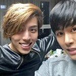 "yadong ""@hoya1991: 생일축하해 동우형!! https://t.co/TPgX79Iabw"