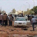 إعادة نشر | #ليبيا | حصري بالفيديو : تسجيل لعملية تفجير الثانوية الفنية في #بنغازي .. http://t.co/xi0DunoqlN http://t.co/LWMX3WTUhA