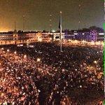 """Más de 100 mil participantes en la marcha #20novmx exigen justicia """"Es hora de despertar"""" emex http://t.co/FGkTD189d4 http://t.co/WLopJftyQA"""