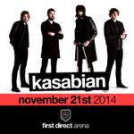 Its #Kasabian day! They take to the stage in just a few short hours - who is joining us? #Leeds http://t.co/lr5dYiXDYg