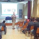 Avance Sociales: Diario Concepción realiza proyecto educativo Diario en el Aula en Colegio Instituto de Humanidades http://t.co/Jn4irJVutT