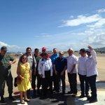 Estamos en Cumaná para reunirnos con el Sector Pesquero, tal como lo ha solicitado el Presidente @NicolasMaduro http://t.co/U5CjElmXJk