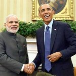 President Barack Obama accepts PM Narendra Modi invitation to be the Chief Guest at Republic Day 2015: MEA http://t.co/YXmavGQe5x