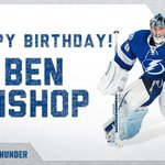 . @BenBishop30 - you can stop all the pucks you want but you cant stop us from telling everyone its your birthday! http://t.co/CiQI6ZSLrp