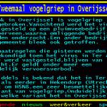 Tweemaal vogelgriep in Overijssel http://t.co/2ODtEeTn8H