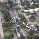 via @JuanAvila73: fuerte tránsito alrededores del teatro Teresa Carreño no se mueve eviten circular http://t.co/7jszaqiK9d #Caracas