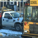 Des Moines school bus involved in accident http://t.co/eQIylYAzjh #13now http://t.co/c0qvD965ot