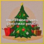 ¡Faltan cinco viernes para Navidad! Tuve que pararme a ver el calendario y es cierto #timeflies http://t.co/Le06H4t5ex