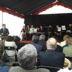 Inaugurando la Feria del libro de Concepción en la rambla de la diagonal Pedro Aguirre Cerda http://t.co/j9xo6ZPr8H