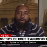 Ahead of a decision, Michael Browns father asks for peace: Violence is not the answer http://t.co/9DFLKIadBJ @CNN http://t.co/dK8m0MVExU