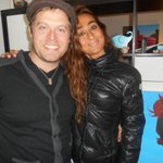Me and the artist @borbay studio #NYC #culture #art #friendship http://t.co/kUBtmGzX8h