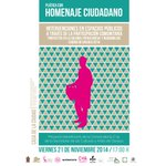 Invitamos hoy viernes 21 a las 17hrs, Plática con Homenaje Ciudadano en @casadelaciudad @GabinoCue #Oaxaca @GobOax http://t.co/3OiM9aD7qM