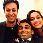 RT @iSaahir: Had a fabulous time with @salim_merchant and @ShwetaPandit7 #goodtimes http://t.co/7p7jPv0dKy