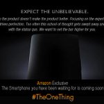 RT this tweet & tell us whats #TheOneThing youd give anything in the world to have. http://t.co/9KY45kBhJK