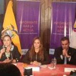 .@GabrielaEsPais dice la Asamblea Nacional se suma a la campaña para erradicar la violencia de género http://t.co/WNokEdqWxb