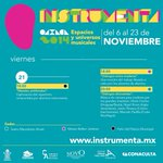 Compartimos las actividades que @instrumenta_oax ofrece para hoy viernes 21. @GabinoCue #Oaxaca @NovOaxaca http://t.co/RI31fXshgj