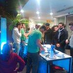 RT @MetropoleVar: En direct du @swtoulon, cest parti pour 54 h de soupe de neurones ! #swtln #GSB2014 http://t.co/l4MaoLzxxY