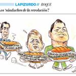 "Los ¨sanduches de la revolución"" ! #humor vía @elcomerciocom #Ecuador http://t.co/V05oQQS7PA"