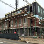 .@Baylor_Business new #FosterCampus is coming along nicely! ETA: Fall 2015. http://t.co/hmnJDmNTV8