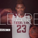 BREAKING: Texas A&M Guard (and former 5-star) Danuel House has officially been cleared by the NCAA. http://t.co/MUqJtkI8Ar