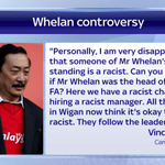 The #CCFC owner Vincent Tan has hit out at comments made by #WAFCs chairman Dave Whelan. #SSNHQ http://t.co/p6QQBCPLLZ