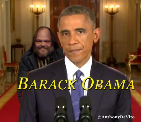 #TooManyCooks #ObamaAmnestySpeech @adultswim @BarackObama http://t.co/lweQbUbcSh
