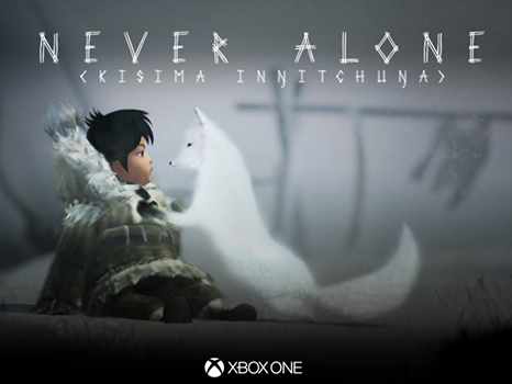 Who wants a free code for @NeverAloneGame on Xbox One?  Follow me & RT this before midnight to enter! #FanFriday http://t.co/uIgWCamRQC