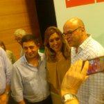 #Jaén llenemos IFEJA el lunes a las 19 h @_susanadiaz @PacoReyesm @ConManoloFdz compartamos este momento historico! http://t.co/gEyfLQs31W