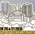 Tickets for 2015s #ACBeerFest are now on-sale at Ticketmaster & Joe Canals in EHT. BOOM! http://t.co/WRcAeEYi3s http://t.co/XAajRfk0qT