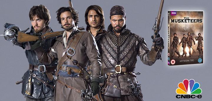 21'deki sezon finaline özel, RT'leyen bir kişiye The Musketeers'ın imzalı birinci sezon DVD'si hediye! http://t.co/PtaYJt1cU8