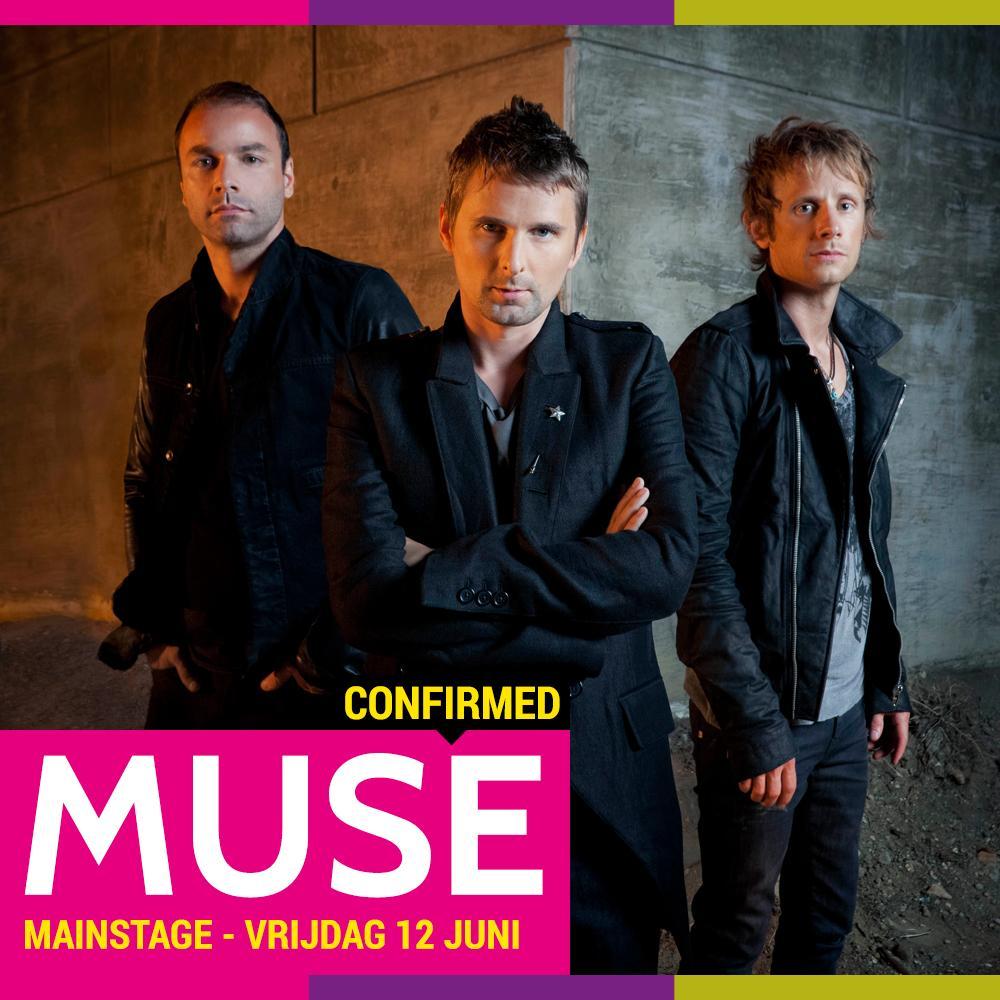 .@MUSE headliner Pinkpop-vrijdag 12 juni! #PP15 http://t.co/OqVqwVNxM7