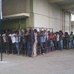 RT @Sandalwoodnews: #Ambareesha - Crowd waiting to collect tickets for tomorrow's 8 AM Spl show at Mohan Theater #Bengaluru. @priyamani6 ht…