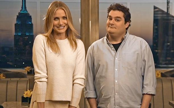 Cameron Diaz gets wistful in these cute SNL promos: