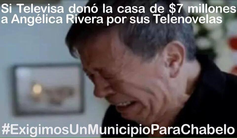 #YaMeCanse de #CasaBlancadeEPN  #YoNoCreoEnLaGaviota #CajaChina  Jamás expreso opiniones políticas pero #YaMeCanse http://t.co/lNpWlykHy4