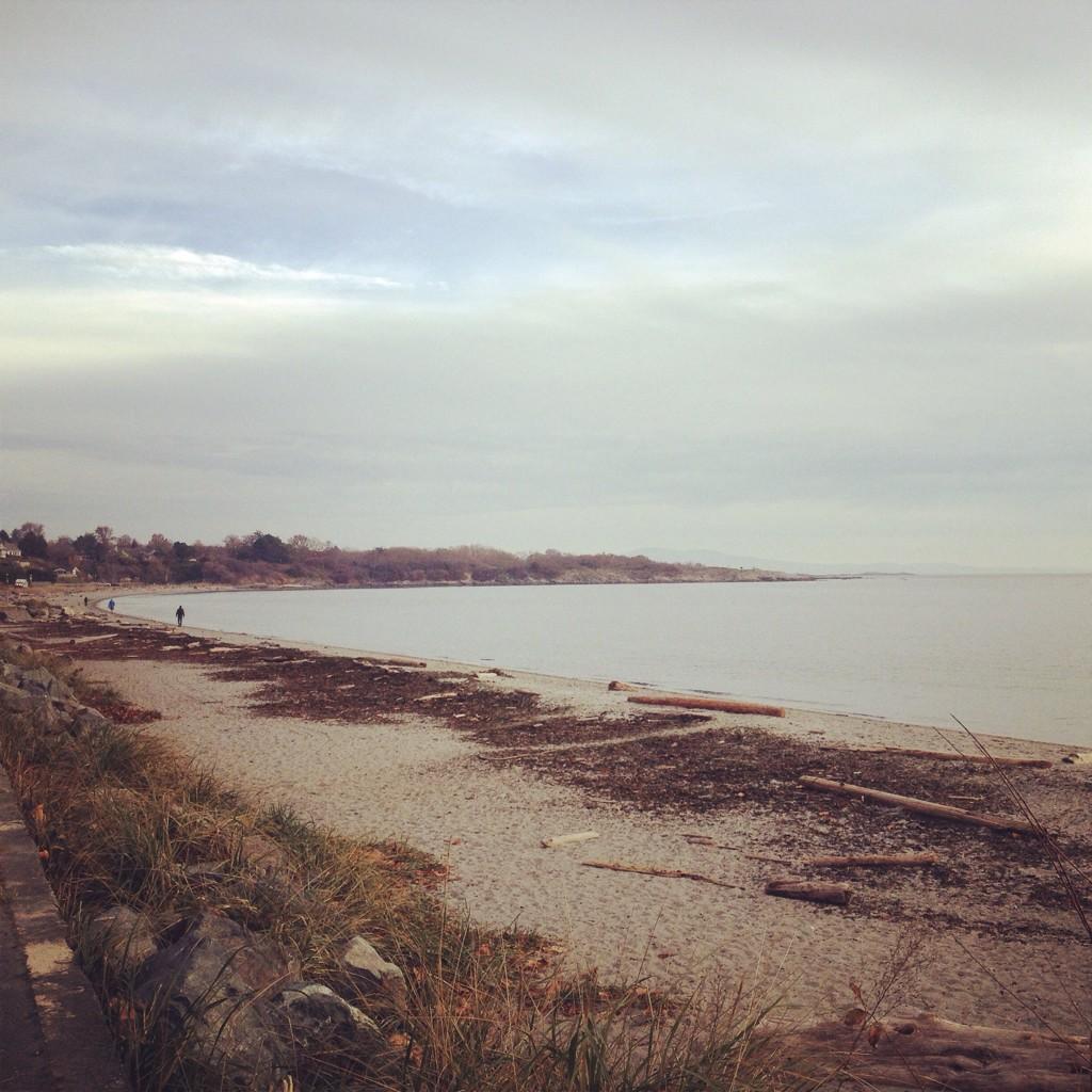 Willows Beach this morning. #yyj #victoriabc #explorevictoria http://t.co/294ik6kxGF