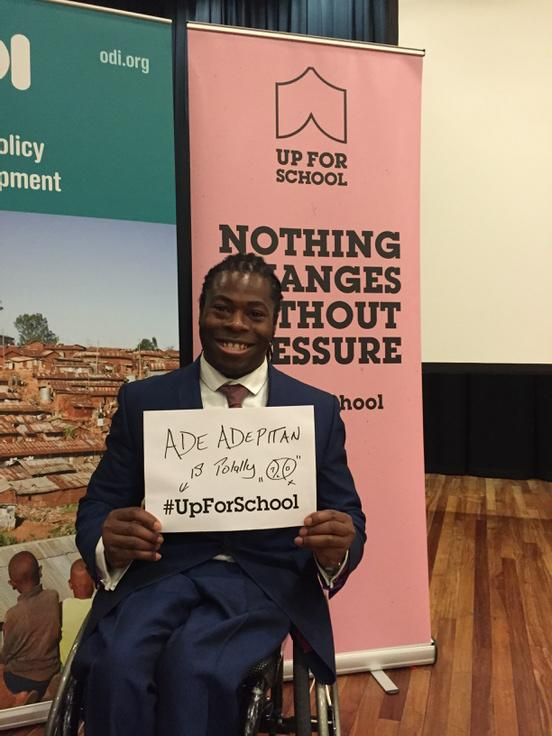 Millions of kids are unable to achieve their dreams sign #UpForSchool petition + start change http://t.co/ej3QphhEqq http://t.co/fiIuK0gpTa