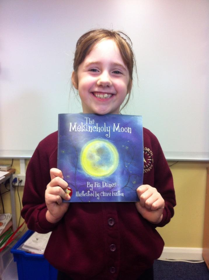 """Susie Fowler-Watt (@susiefowlerwatt): Well done Fia! What a star. RT @MikeLiggins: Smashing story about 7 yr old Fia Danes and her first novel on LookEast http://t.co/xlRiIPXNe1"""""""