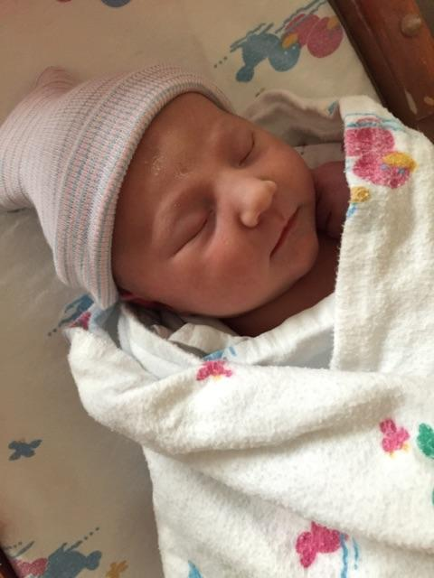 Hey everyone! I'd like you to meet my daughter. Nora Michelle York!!! Born 11/18/14. She melts me. http://t.co/mQ7wxGDQU3